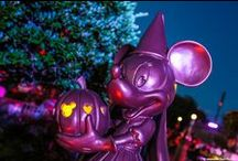 Halloween at Walt Disney World / by DIS