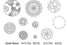 Cards-SU-Circle Circus  / by Debbie Forney