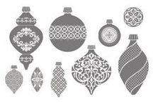 Cards-SU-Holiday Ornament Keepsakes / by Debbie Forney