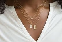 Mini Jewelry / Simple. Stylish. Sophisticated. Mini jewelry is perfect for layering or adding delicate details to your look.