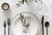 Tablescapes / Tablescapes full of style, personality and charm. These decorations are perfect for weddings, birthdays, holiday parties and more.