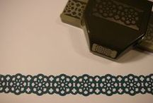 Cards-SU-Lace Border Punch / by Debbie Forney