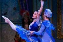 Moscow Ballet Repertory / Moscow Ballet performs the classic Russian story ballets including Swan Lake, Cinderella, Romeo and Juliet, Sleeping Beauty and more
