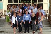 Board of Directors Camp Retreat 2013 / Thanks to our fabulous Board of Directors for travelling from near and far to join us at Camp Ramah Darom for our annual Shabbaton and meeting!