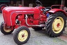Tractors / Schlepper / by Ralph Scheible