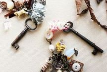 Keychain / by Gabrielle Ouellet Morneau