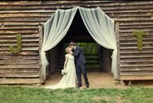 Barn Wedding Flowers / Inspiration and ideas for couples looking for barn wedding flowers and decorations.