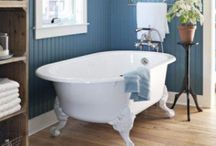 La Toilette / Bathroom ideas and decor.