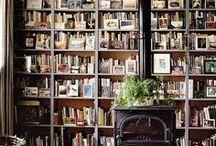 Bookshelves / by Gabrielle Ouellet Morneau