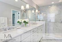 New Home--master bath