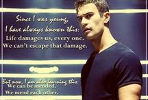 Divergent Trilogy  / Quotes from the Divergent, Insurgent & Allegiant trilogy by Veronica Roth!  / by Haley Ferguson