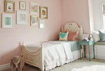 New home--bedroom--Hannah