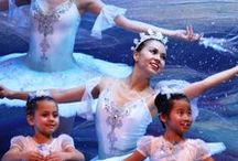 """Auditions / Join the Moscow Ballet """"Dance with Us"""" program and dance with the professional company of 40! Inviting student dancers ages 7 to 26 yrs. Go to nutcracker.com/youth-auditions for all the details."""