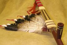 Indian Peace Pipes