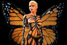Body Painting, The Art