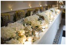 Edgbaston Golf Club Wedding Flowers