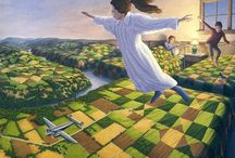 Rob Gonçalves' Artwork