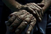 Hands / by Edward M. L.