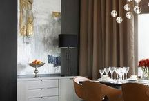 Concept 1 / restrained contemporary glamour  / by Astrid Parker