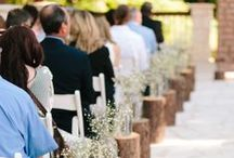 | aisle decorations | / Inspiration for decorating your aisle with flowers