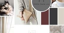 Moodboards / Inspirational Moodboards and brand design resources.