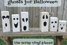 Halloween Ideas and More / by Michael Blackwell
