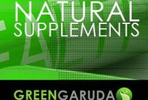 Natural Supplements / All natural healthy supplements to become a better you!