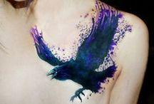Tattoos I like / Tattoos I love; like graphic