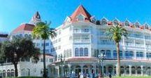 Disney's Grand Floridian Resort & Spa / Victorian themed luxury hotel and spa located near Magic Kingdom Park at the Walt Disney World Resort in Orlando, FL