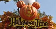 Halloween Time at Disneyland / Halloween Time at the Disneyland Resort