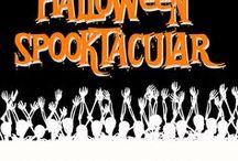 Spooktacular / by Denita Wishart ☯☮ॐ