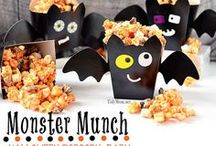 Holidays: Halloween / Ideas for Halloween recipes, crafts, parties, and more!