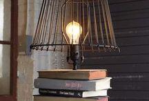 Lamps / by Nicole Bohannan