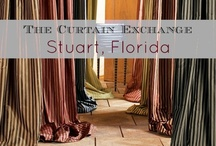 TCE - Stuart, FL / Located in downtown Stuart since 2003, we have proudly served the local area by providing quality ready-made modern curtains that you may take home and try out before you buy. We also offer custom draperies and window treatments from our wide selection of fabrics. Store location: 609 Colorado Avenue Historic Downtown Stuart, Stuart, FL 34994. (772) 221-060. For more information, please visit our store page http://thecurtainexchange.com/store-locator/curtain-exchange-stuart  / by The Curtain Exchange