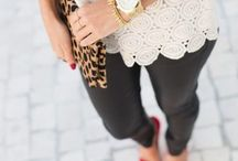 Dress Up & Be Stylish / Clothes, accessories and other style inspirations