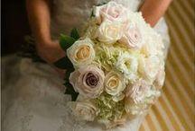 Bridal Bouquets- Knoxville Florist / Gorgeous, assorted bridal bouquets. Each is unique, just like the bride that chose it. Knoxville, TN wedding florist.