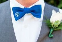 For The Men- Boutonnieres- Knoxville Florist / Can't forget boutonnieres for the men! Knoxville, TN wedding florist.