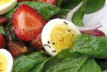 Salads / Yummy salads! / by Linda Maxey
