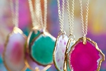 sparkly baubles and shiny trinkets / jewels