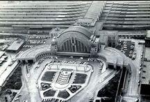Vintage Union Terminal / by Cincinnati Museum Center