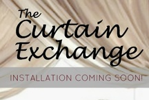 TCE Louisville Installations / Coming soon, more installations from The Curtain Exchange of Louisville, Kentucky.  See all our fabulous homes in Louisviile / by The Curtain Exchange