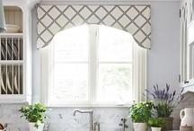 KITCHEN WINDOWS / by The Curtain Exchange