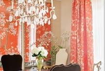 DINING ROOMS / by The Curtain Exchange