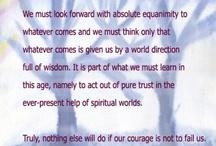 Waldorf Words of Wisdom / by Cincinnati Waldorf School