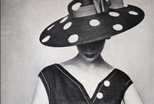 Vintage Fashion / by Kathy Wong