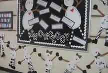 Classroom Bulletin Boards / by Christine Hutzel