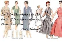 A Dress is just a Dress... / by Mel Scifi