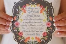 invitation inspiration / inspiration for invitations to parties, weddings, etc.