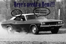 Reye's Car? / by Mel Scifi