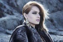 Inverno 2014 - Campanha / O Inverno 2014 da TVZ retrata uma mulher forte, feminina e viajante, que transita por várias cidades, absorvendo diferentes culturas e sentimentos.
